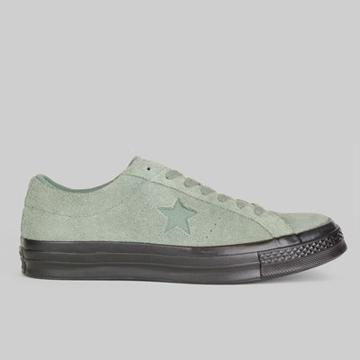 CONVERSE ONE STAR OX VINTAGE LICHEN BLACK